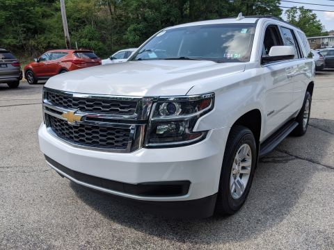 Pre-Owned 2015 Chevrolet Tahoe LS 4WD Sport Utility