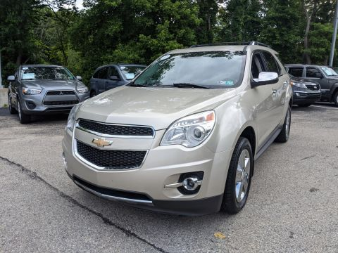 Pre-Owned 2014 Chevrolet Equinox LTZ AWD Sport Utility