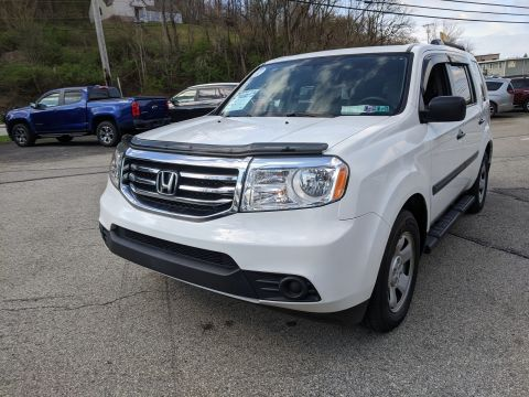 Pre-Owned 2015 Honda Pilot LX 4WD Sport Utility