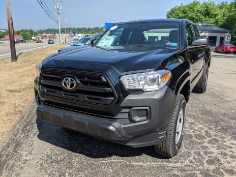 Pre-Owned 2016 Toyota Tacoma SR 4WD Extended Cab Pickup